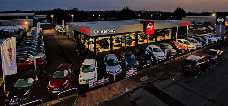 Book a Nissan Motability Appointment