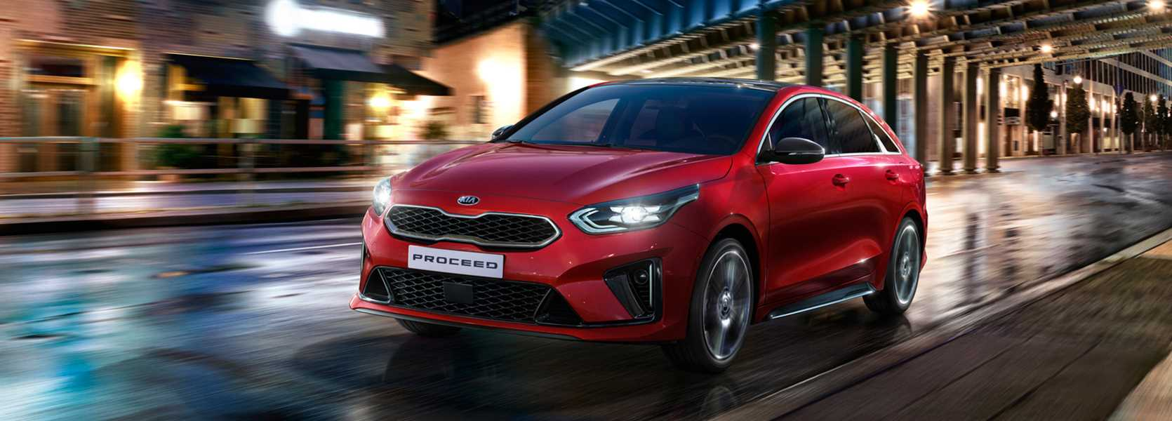 Kia Proceed Available at Canterbury Kia