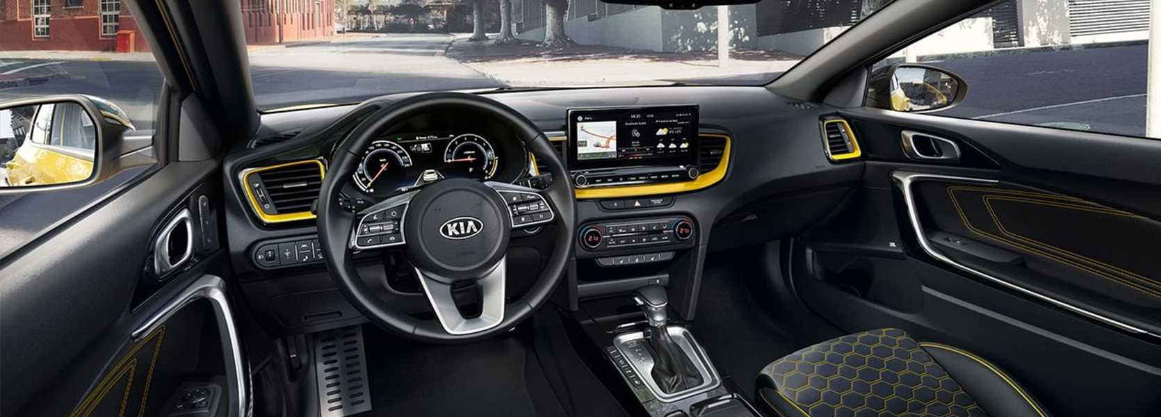 Kia Ceed Available at Canterbury Kia