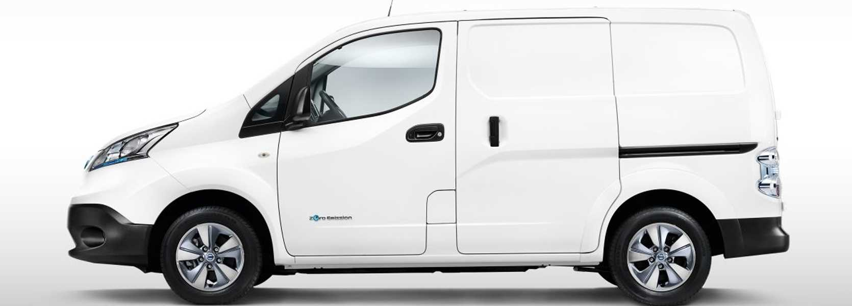 Nissan E-NV200 Combi Available at Canterbury Nissan