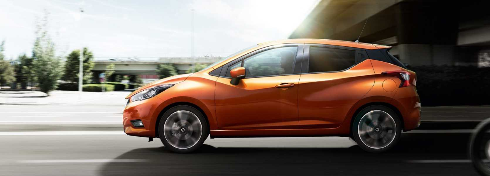 Nissan Micra Available at Canterbury Nissan