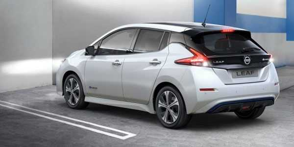 New Nissan Leaf Available at Canterbury Nissan